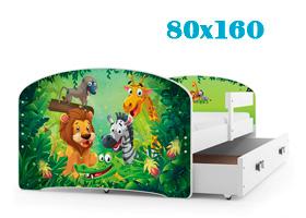 cama nido 80x160