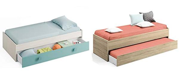 camas nido 90x190