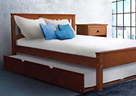 cama nido matrimonio